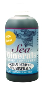 Supa boost sea minerals and herb
